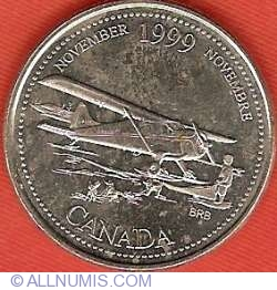 Image #2 of 25 Cents 1999 - November