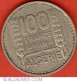 Image #2 of 100 Francs 1950