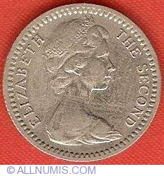 Image #1 of 6 Pence (5 Cents) 1964
