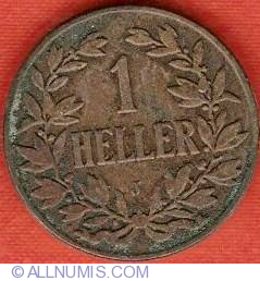 Imaginea #1 a 1 Heller 1908 J