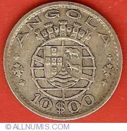 Image #2 of 10 Escudos 1952