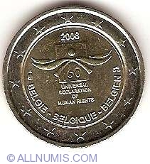 Image #1 of 2 Euro 2008 - Declaration of Human Rights