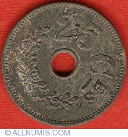 Image #2 of 25 Centimes 1916