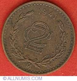 Imaginea #2 a 2 Centavos 1941