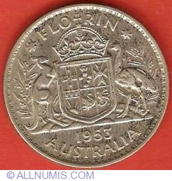 Image #2 of 1 Florin 1953