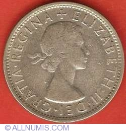 Image #1 of 1 Florin 1953