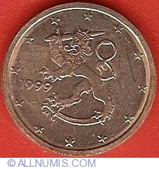 Image #1 of 2 Euro Cent 1999