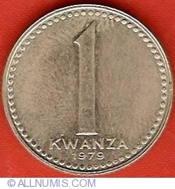 Image #2 of 1 Kwanza 1979