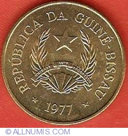 Image #1 of 1 Peso 1977