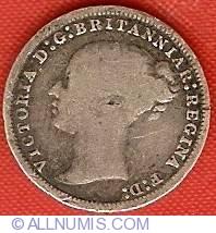 Threepence 1877