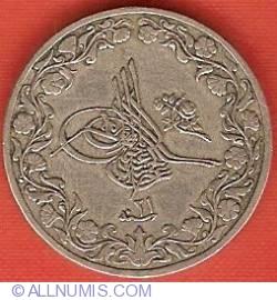 Imaginea #1 a 5/10 Qirsh 1895 (AH 1293/21)