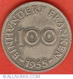 Image #2 of 100 Franken 1955