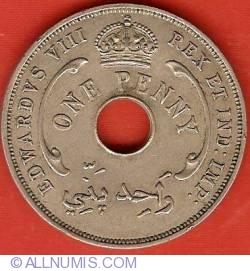 Imaginea #1 a 1 Penny 1936