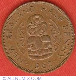 Image #2 of 1/2 Penny 1962