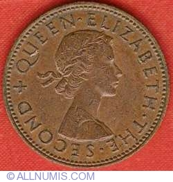 Image #1 of 1/2 Penny 1962