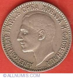 Imaginea #1 a 1 Dinar 1925 P