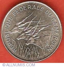 Image #1 of 100 Francs 1972