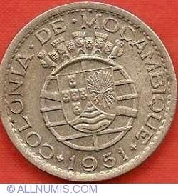 Image #1 of 50 Centavos 1951