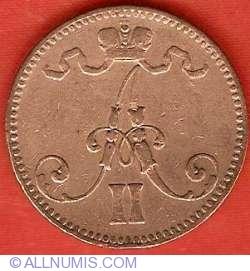 Image #1 of 5 Pennia 1866