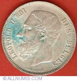 Image #1 of 5 Francs 1870