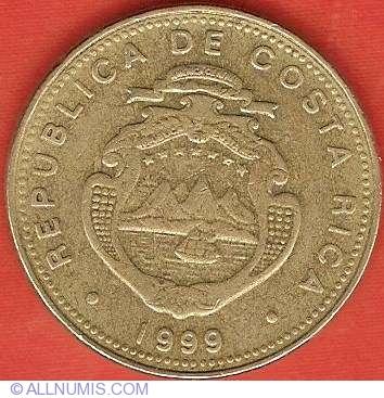 100 Colones 1999
