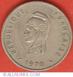 Image #2 of 50 Francs 1970