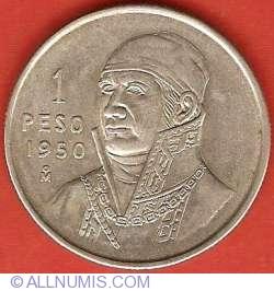 Image #2 of 1 Peso 1950