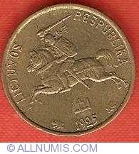 1 Centas 1925