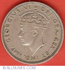 Image #1 of 1 Shilling 1947