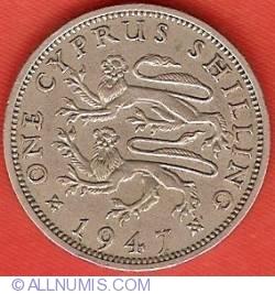 Image #2 of 1 Shilling 1947