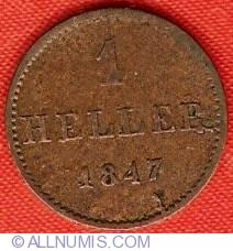 Image #2 of 1 Heller 1847