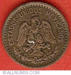 Image #1 of 1 Centavo 1906