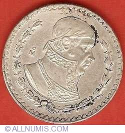 Imaginea #2 a 1 Peso 1965
