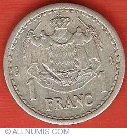 Imaginea #2 a 1 Franc 1943