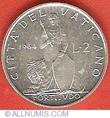 Image #2 of 2 Lire 1964 (II)