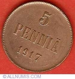 Image #2 of 5 Pennia 1917