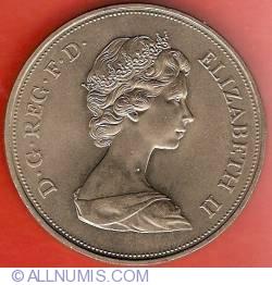 Image #2 of 25 New Pence 1972 - Aniversarea de argint a nuntii regale