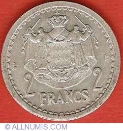 Imaginea #2 a 2 Francs 1943