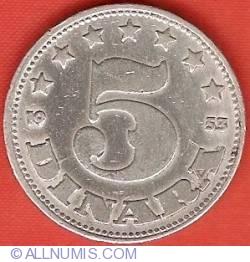 Imaginea #2 a 5 Dinara 1953