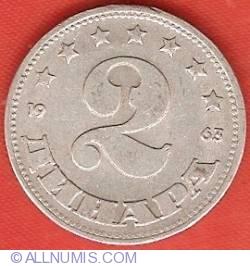 Image #2 of 2 Dinara 1963