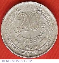 Image #2 of 20 Centesimos 1965