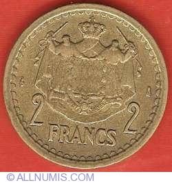 Imaginea #2 a 2 Francs 1945