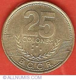 Imaginea #2 a 25 Colones 2001