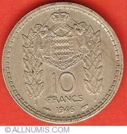Imaginea #2 a 10 Francs 1946