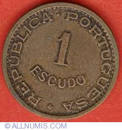 Image #2 of 1 Escudo 1963