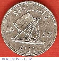 Image #2 of 1 Shilling 1936