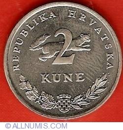 Imaginea #2 a 2 Kune 1998
