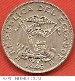 Imaginea #1 a 20 centavos 1946