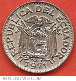 Imaginea #1 a 20 centavos 1971