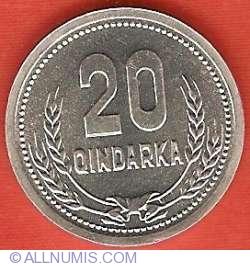 Imaginea #2 a 20 Qindarka 1988